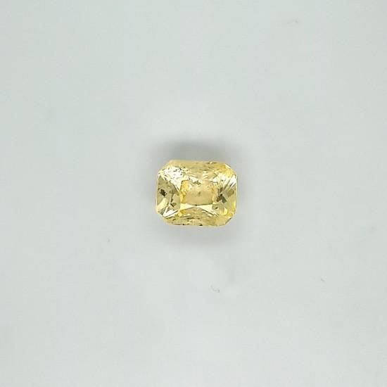 Yellow Sapphire (Pukhraj) 10.05 Ct Good quality